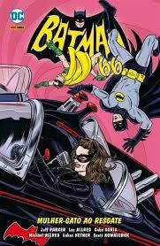 Batman 66 - Mulher - Gato ao Resgate