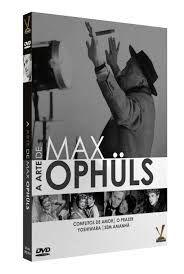 A ARTE DE MAX OPHÜLS - Ed. Limitada com 4 Cards (2 DVDs)