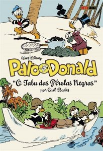 Pato Donald - Carl Barks Edição 6