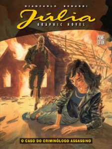 JULIA GRAPHIC NOVEL VOL 1  MYTHOS