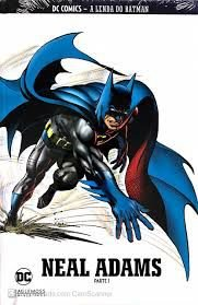 Dc book - a lenda do batman ed 32