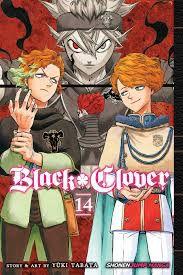 Black Clover Edição 14