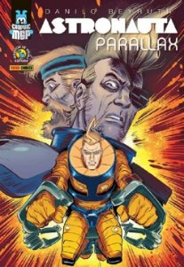 ASTRONAUTA - PARALLAX - GRAPHIC MSP - PANINI