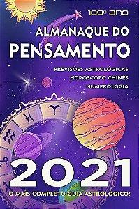 ALMANAQUE DO PENSAMENTO 2021 - PENSAMENTO