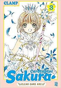 Cardcaptor Sakura Clear Card Arc Edição 3