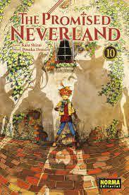 The Promised Neverland Edição 10