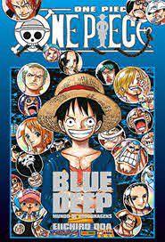 One Piece Blue Deep Edição 1