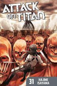 Ataque dos Titãs Edição 31