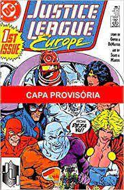 Lendas do Universo Dc - Liga da Justiça Edição 6