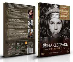 SHAKESPEARE NO CINEMA vol. 2 - ED. LIMITADA COM 6 CARDs (3 DVDs)