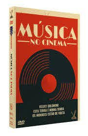 MÚSICA NO CINEMA – ED. LIMITADA COM 4 CARDs (2 DVDs)