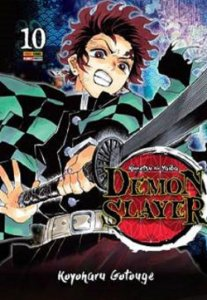 DEMON SLAYER - KIMETSU NO YAIBA 10 - PANINI
