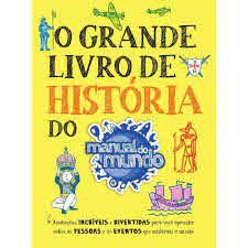 O grande livro de historia do manual do mundo