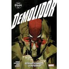 DEMOLIDOR - ATRAVESSANDO O INFERNO - VOLUME 03