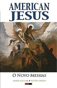 AMERICAN JESUS - O NOVO MESSIAS - PANINI