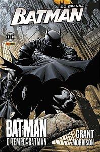 BATMAN - O TEMPO E O BATMAN - PANINI