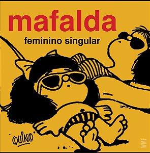 MAFALDA - FEMININO SINGULAR - WMF MARTINS FONTES
