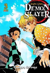 DEMON SLAYER - KIMETSU NO YAIBA 3 - PANINI