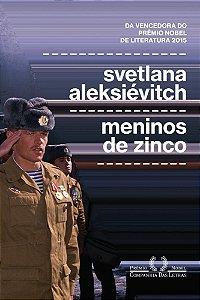 MENINOS DE ZINCO - CIA DAS LETRAS
