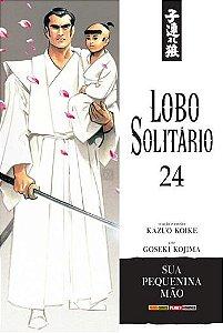 LOBO SOLITARIO VOL 24