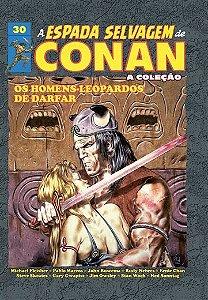 A Espada Selvagem de Conan Vol.30