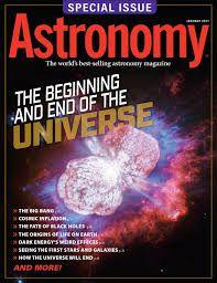 Astronomy de janeiro de 2021