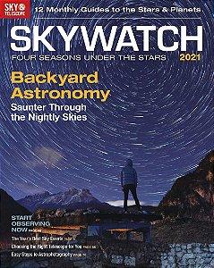 Sky e telescope de fevereiro de 2021