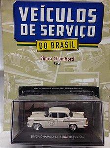 VEICULOS DE SERVIÇO ED 68 SIMCA CHAMBORD