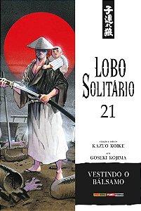 LOBO SOLITARIO 21 - PANINI