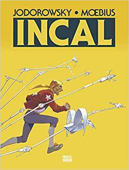 Incal (Volume 1 da Série Todo Incal) (Português) Capa dura