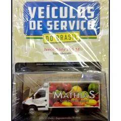 VEICULOS DE SERVIÇO ED 70 IVECO DAILY