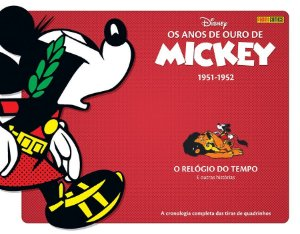 ANOS DE OURO DE MICKEY, OS 6 - O RELOGIO DO TEMPO - PANINI