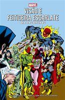 Visão e Feiticeira Escarlate: Dia das Bruxas Marvel Vintage