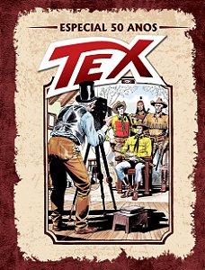 TEX 50 ANOS ESPECIAL MYTHOS