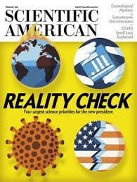SCIENTIFIC AMERICAN FEV 2021