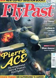 FlyPast de março de 2021