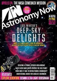 Astronomy Now de fevereiro 2021