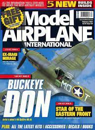 Model Airplane de fevereiro de 2021