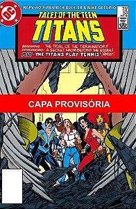 Os Novos Titãs Vol. 12 Lendas do Universo DC