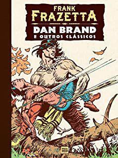 Dan Brand e Outros Clássicos (Português) Capa dura