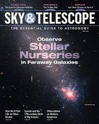 SKY TELESCOPE MAIO 2021