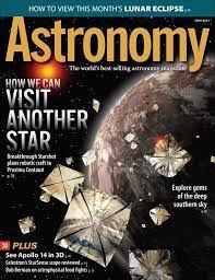 ASTRONOMY MAIO 2021
