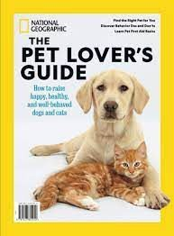 NATIONAL GEOGRAPHIC THE PET LOVERS GUIDE