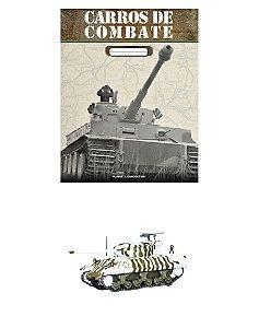 FASCÍCULO + MINIATURA: M36 JACKSON Carros de Combate