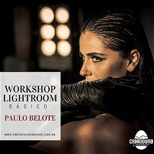 Workshop Lightroom Básico - 23 de Setembro