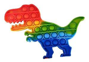 Pop It Bolha Brinquedo Sensorial Autismo Anti-stress