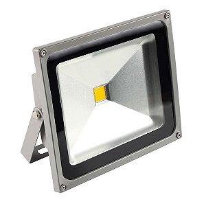 Refletor Holofote 50w Led Bivolt E Prova D'agua