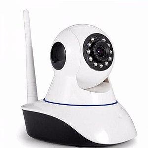 Camera Ip Wireless Visão Noturna Acesso Celular Internet Hd