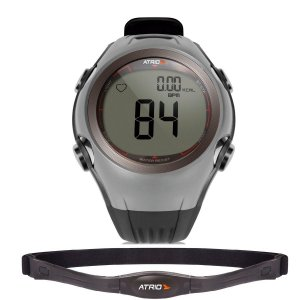 Relógio Monitor Cardíaco Prova D'agua C/ Cinta Transmissora