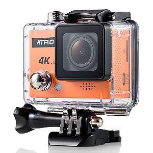 Câmera de Ação Atrio Fullsport Cam 4K Wifi